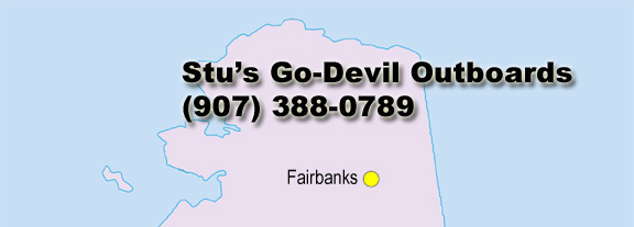 Stu's Go-Devil Outboards - (907) 388-0789